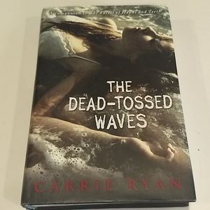 NEW Carrie Ryan 🙋🏻♀️book  the Dead-Tossed Waves